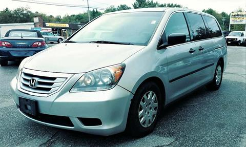 2010 Honda Odyssey for sale in Pelham, NH