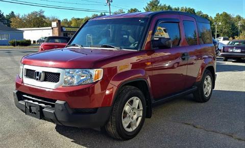 2009 Honda Element for sale in Pelham, NH