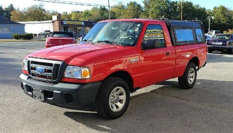 2009 Ford Ranger for sale in Pelham, NH