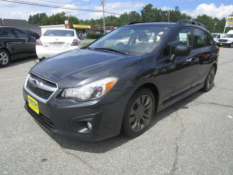 2012 Subaru Impreza for sale in Pelham, NH