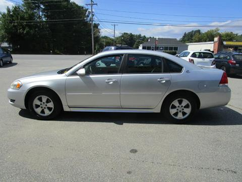 2009 Chevrolet Impala for sale in Pelham, NH