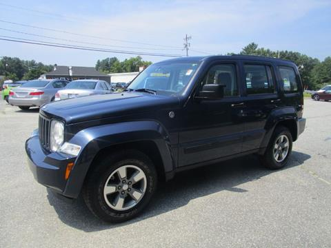 2008 Jeep Liberty for sale in Pelham, NH