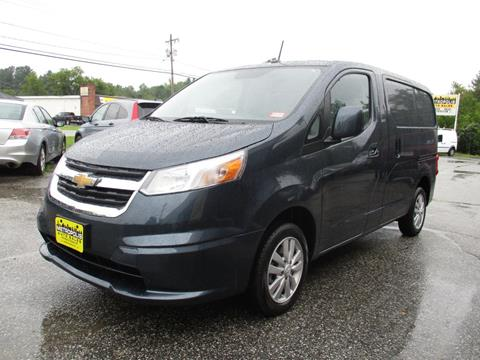 83d2aae608 2015 Chevrolet City Express Cargo for sale at Metropolis Auto Sales in Pelham  NH