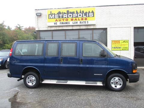 2003 GMC Savana Passenger for sale in Pelham, NH