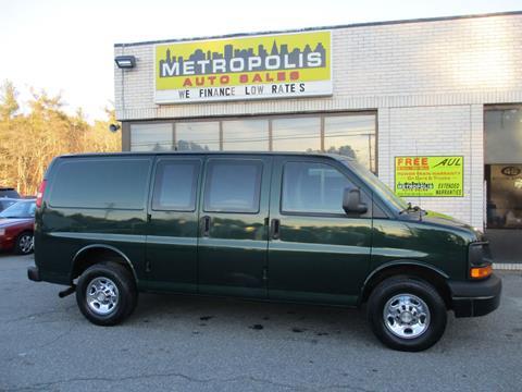3aecba4e6b Used Chevrolet Express Cargo For Sale in New Hampshire - Carsforsale ...