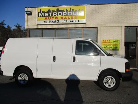 2015 Chevrolet Express Cargo for sale in Pelham, NH