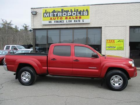 2013 Toyota Tacoma for sale in Pelham, NH