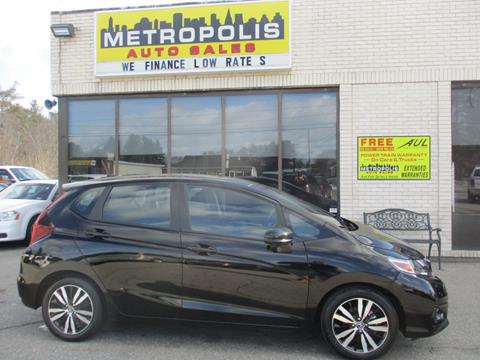 2018 Honda Fit for sale in Pelham, NH