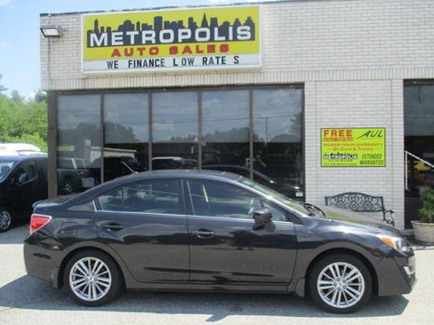 2015 Subaru Impreza for sale in Pelham, NH