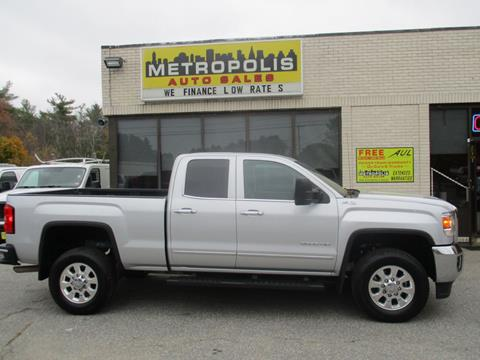 2015 GMC Sierra 2500HD for sale in Pelham, NH