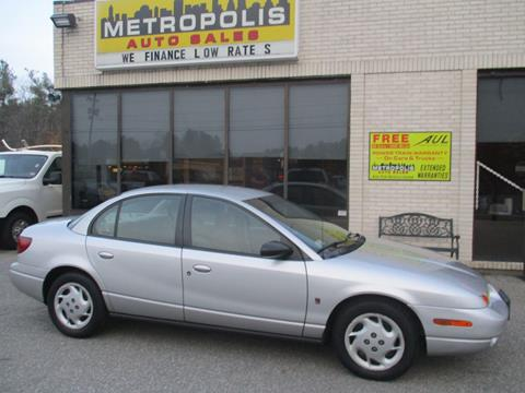 2002 Saturn S-Series for sale in Pelham, NH