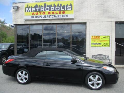 2005 Toyota Camry Solara for sale at Metropolis Auto Sales in Pelham NH