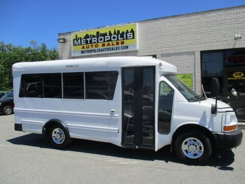2008 Chevrolet Express Cutaway for sale at Metropolis Auto Sales in Pelham NH