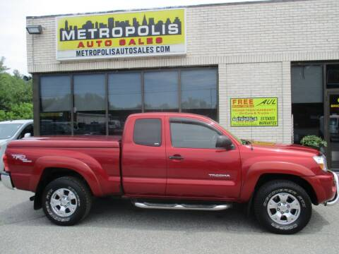 2006 Toyota Tacoma for sale at Metropolis Auto Sales in Pelham NH