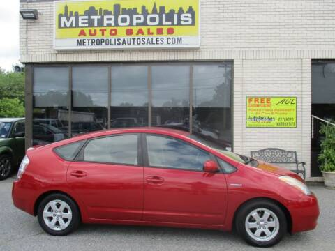 2006 Toyota Prius for sale at Metropolis Auto Sales in Pelham NH