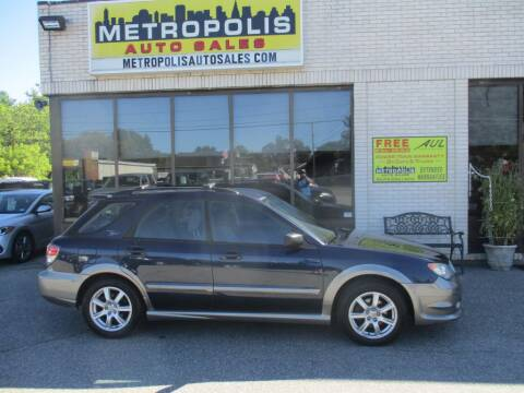 2006 Subaru Impreza for sale at Metropolis Auto Sales in Pelham NH