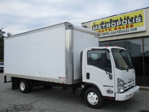 2012 Isuzu NPR for sale at Metropolis Auto Sales in Pelham NH