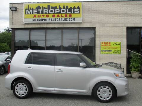 2012 Scion xB for sale at Metropolis Auto Sales in Pelham NH