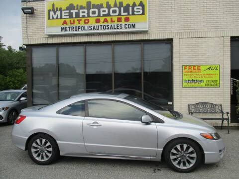 2009 Honda Civic for sale at Metropolis Auto Sales in Pelham NH