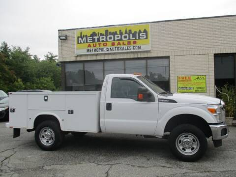 2015 Ford F-350 Super Duty for sale at Metropolis Auto Sales in Pelham NH