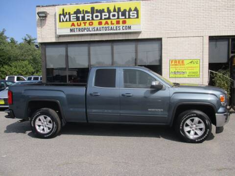 2014 GMC Sierra 1500 for sale at Metropolis Auto Sales in Pelham NH