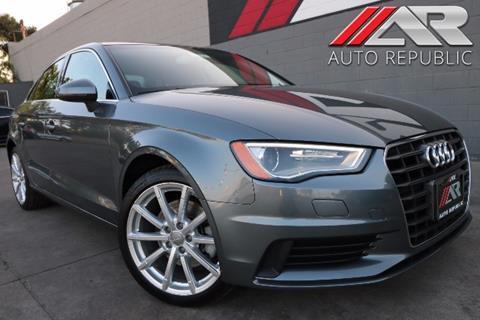 2015 Audi A3 for sale in Fullerton, CA