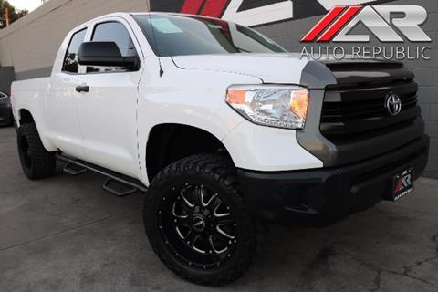 2015 Toyota Tundra for sale in Fullerton, CA