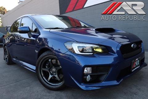 2015 Subaru WRX for sale in Fullerton, CA