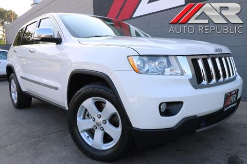 2011 Jeep Grand Cherokee for sale in Fullerton, CA