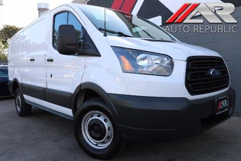 2015 Ford Transit Cargo for sale in Fullerton, CA