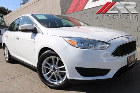 2015 Ford Focus for sale in Fullerton, CA
