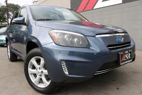 2012 Toyota RAV4 EV For Sale In Fullerton, CA