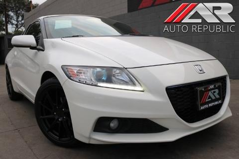2015 Honda CR-Z for sale in Fullerton, CA
