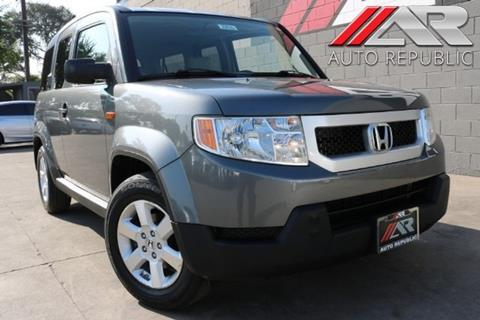 2011 Honda Element for sale in Fullerton, CA