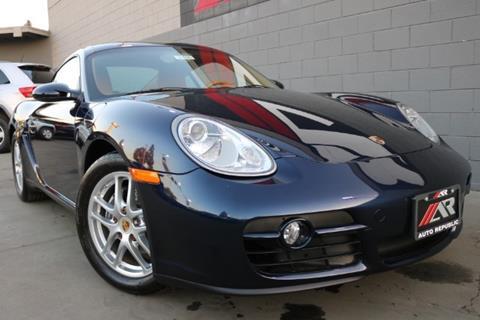 2008 Porsche Cayman for sale in Fullerton, CA