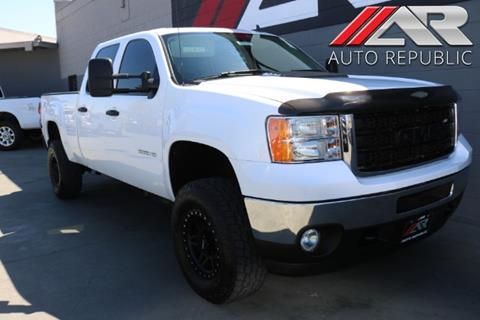 2011 GMC Sierra 2500HD for sale in Fullerton, CA