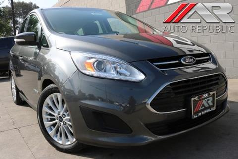 2017 Ford C-MAX Hybrid for sale in Fullerton, CA