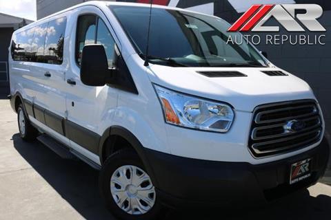 2016 Ford Transit Passenger for sale in Fullerton, CA