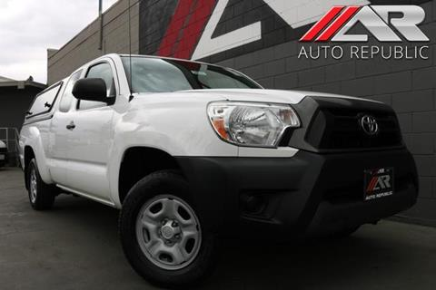 2015 Toyota Tacoma for sale in Fullerton, CA