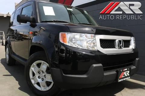 2010 Honda Element for sale in Fullerton, CA