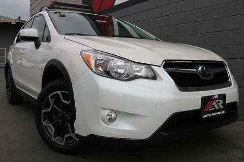 2015 Subaru XV Crosstrek for sale in Fullerton, CA