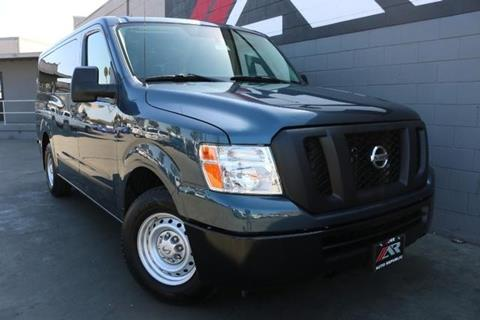 2014 Nissan NV Passenger for sale in Fullerton, CA