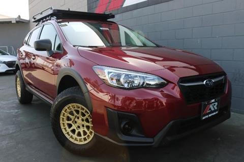 2018 Subaru Crosstrek for sale in Fullerton, CA