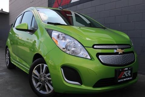 2016 Chevrolet Spark EV for sale in Fullerton, CA