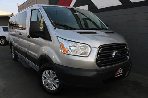 2015 Ford Transit Passenger for sale in Fullerton, CA