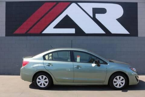 2016 Subaru Impreza 2.0i for sale at Auto Republic Fullerton in Fullerton CA