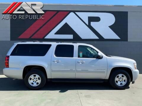 2011 Chevrolet Suburban for sale at Auto Republic Fullerton in Fullerton CA