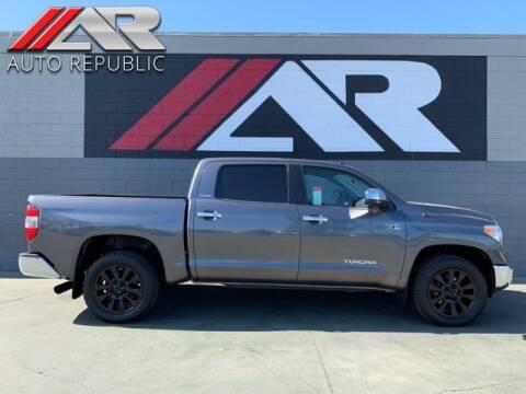 2014 Toyota Tundra for sale at Auto Republic Fullerton in Fullerton CA