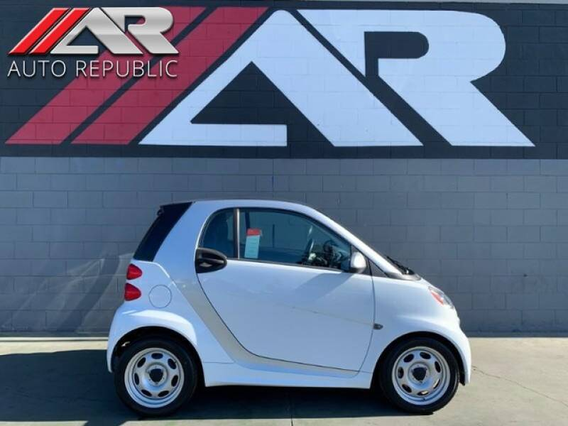 2015 Smart fortwo for sale at Auto Republic Fullerton in Fullerton CA
