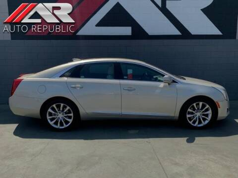 2016 Cadillac XTS for sale at Auto Republic Fullerton in Fullerton CA